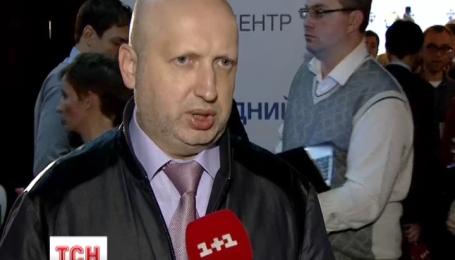 Турчинов вважає, що Яценюк може знову стати прем'єром