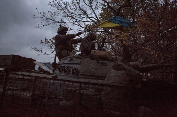 В Мережі з'явилися вражаючі фото українських військових