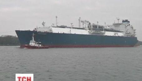 В Литву прибув перший танкер зі зрідженим газом