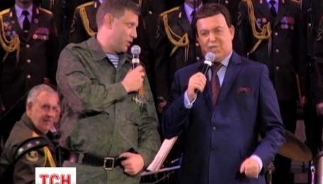 СБУ обещает оценить действия Кобзона, который приехал с гастролями в Украину