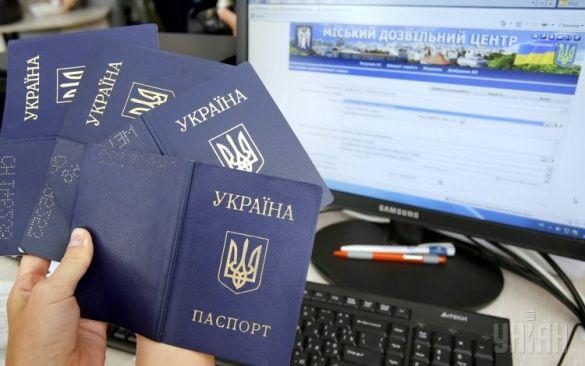 Паспорт України, український паспорт_2