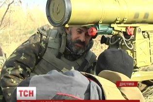 """Атака боевиков под Мариуполем """"захлебнулась"""" под огнем украинских военных"""