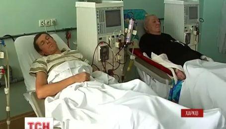 У Харкові закінчуються препарати для проведення гемодіалізу