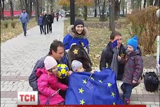Украинское общество поднялось до уровня Польши и Чехии - представитель Еврокомиссии