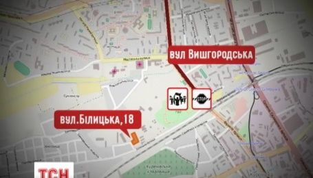 Замерзшие киевляне выходят на протест