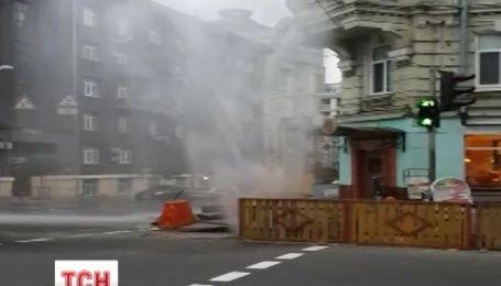 Сезон гарячих фонтанів з початком опалювального сезону відкрито