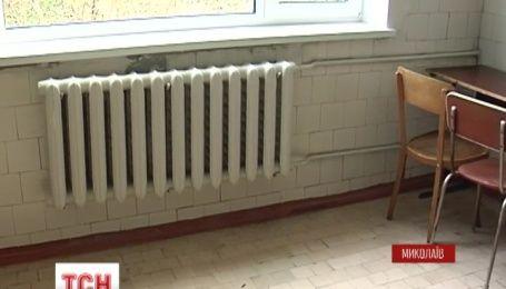 В Николаеве не могут подать газ в студенческое общежитие
