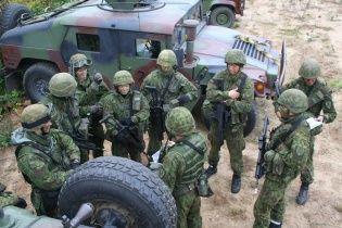 В Литве стартовали первые в истории страны масштабные военные учения НАТО