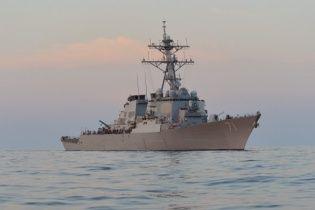 У Чорне море увійде черговий ракетний есмінець США