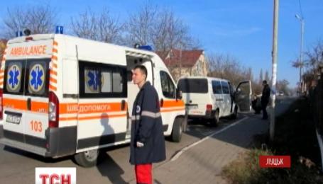 Автівку із водієм підірвали в одному із сіл неподалік Луцька