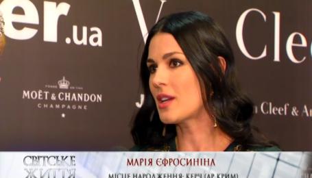 Маша Ефросинина не заметила, как восстановила форму после родов