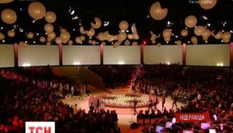 В Нидерландах почтили память жертв катастрофы рейса МН17