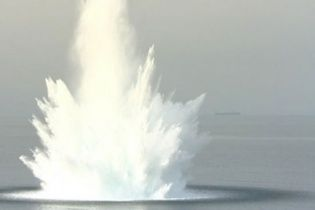 В СБУ считают, что россияне минируют акваторию Мариуполя
