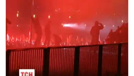 День независимости Польши завершился беспорядками