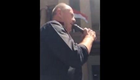 Украинское сообщество выгоняет Путина из Австралии
