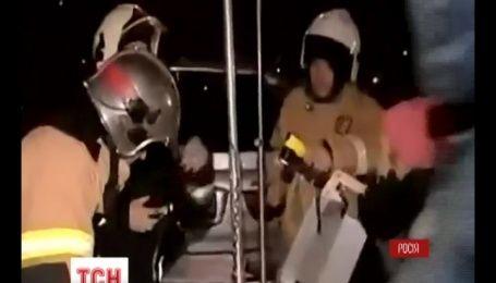 В Москве произошла серия взрывов бытового газа в жилых домах