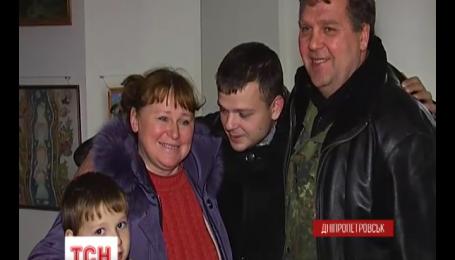 17 украинских военных вышли на свободу из плена террористов