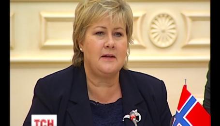 Норвегію запросили вкласти інвестиції в українську газотранспортну систему