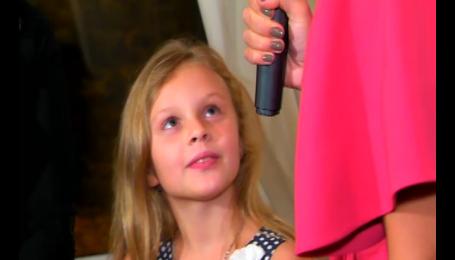 Дочь Ольги Фреймут мечтает о Лос-Анджелесе