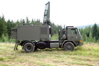 США передали українським військовим протимінометні радари