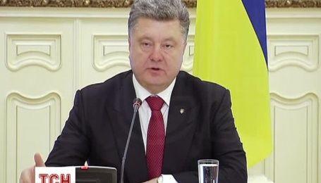 Порошенко розповів про домовленості з президентом Литви