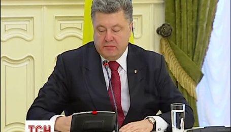 Решение о вступлении Украины в НАТО будет приниматься на референдуме - Порошенко