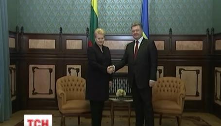 Литва допоможе Україні з озброєнням