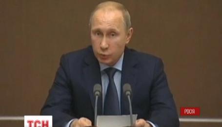 Путин рассказал своим силовикам, что Россия никому не угрожает