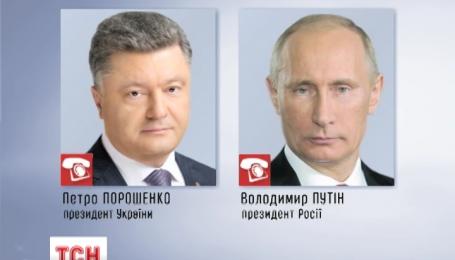 Путин в телефонном разговоре не угрожал Порошенко