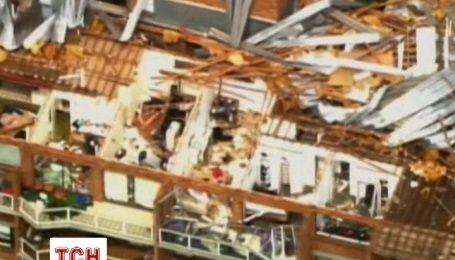 Сильнейший шторм нанес более $ 100 млн убытков австралийскому мегаполису