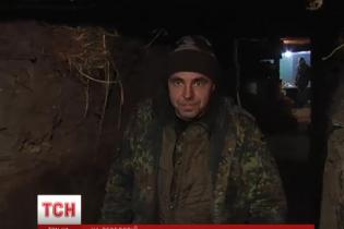 Українські розвідники на Донбасі побудували підземне містечко