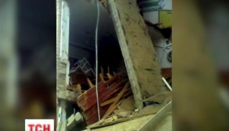 В школе на Днепропетровщине рухнула несущая стена