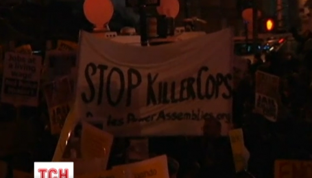 В США вспыхнули протесты из-за нового убийства афроамериканца полицейским