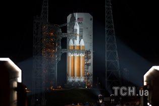 В США в первый полет запустили космический корабль Orion