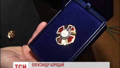Боевые офицеры к профессиональному празднику получили медали и ордена