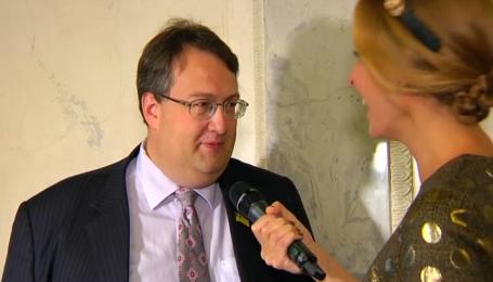 Антон Геращенко розповів про зручність депутатського крісла