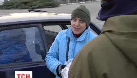 Одна волонтерка обеспечила всем необходимым целое подразделение на Херсонщине