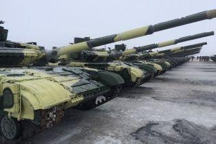Українська армія за один день отримала більше техніки, ніж за останні 10 років