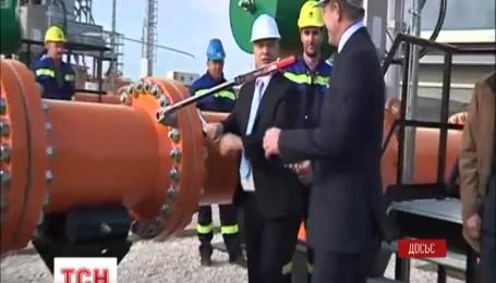 Євросоюз шукає альтернативу газопроводу «Південний потік»