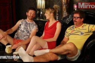 В Британии на популярное семейное телешоу создали порно-пародию