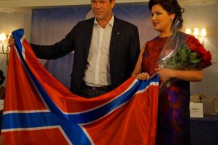 Известная оперная певица осталась без крупного контракта из-за фото с террористом Царевым
