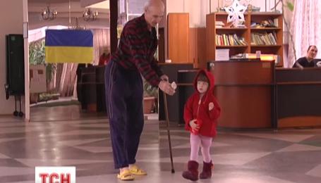 На территории санатория, где живут переселенцы с Донбасса, раздался взрыв