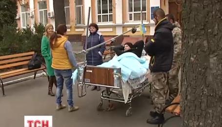 В Киеве на волонтерских началах создают центр помощи для бойцов АТО