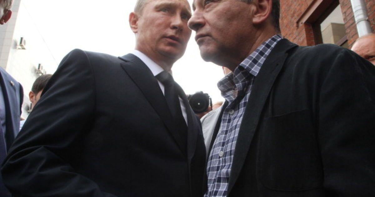 Самые богатые семейные кланы России: семью друга Путина подвинул автор песен Кобзона