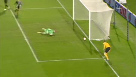 ПАОК - Генгам - 1:2. Відео матчу