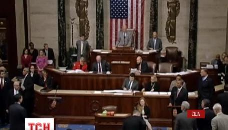 Американские законодатели приняли Акт в поддержку Украины