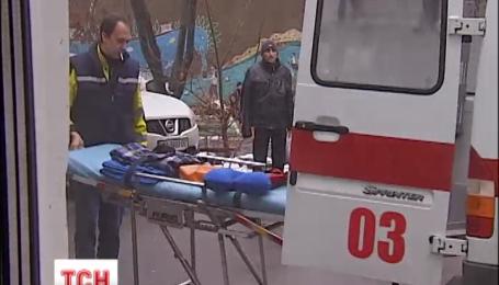 Через ожеледицю в столичні травмпункти за останній тиждень звернулися майже 6 тисяч людей
