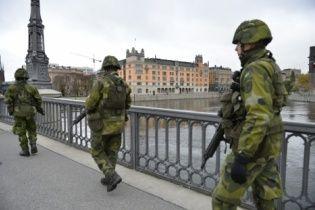Швеция внезапно решила усилить армию из-за российской агрессии