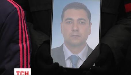 В столице попрощались с погибшим у донецкого аэропорта киевлянином