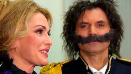 Ольга Сумская ссорится с мужем на репетициях